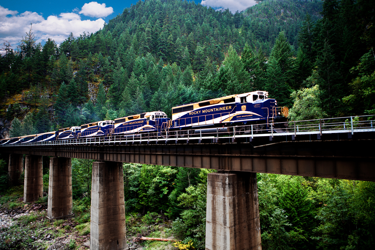 Rocky Mountaineer named World's Leading Luxury Train at World Travel Awards 2020