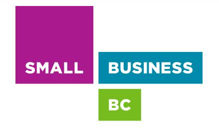 Free Small Business BC Webinars Available to BC Tourism Partners