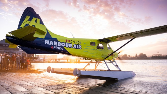 Harbour Air is Among 13 More Companies to Join the Climate Pledge