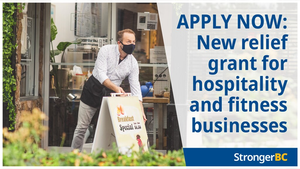Applications are now open for the Circuit Breaker Business Relief Grant.