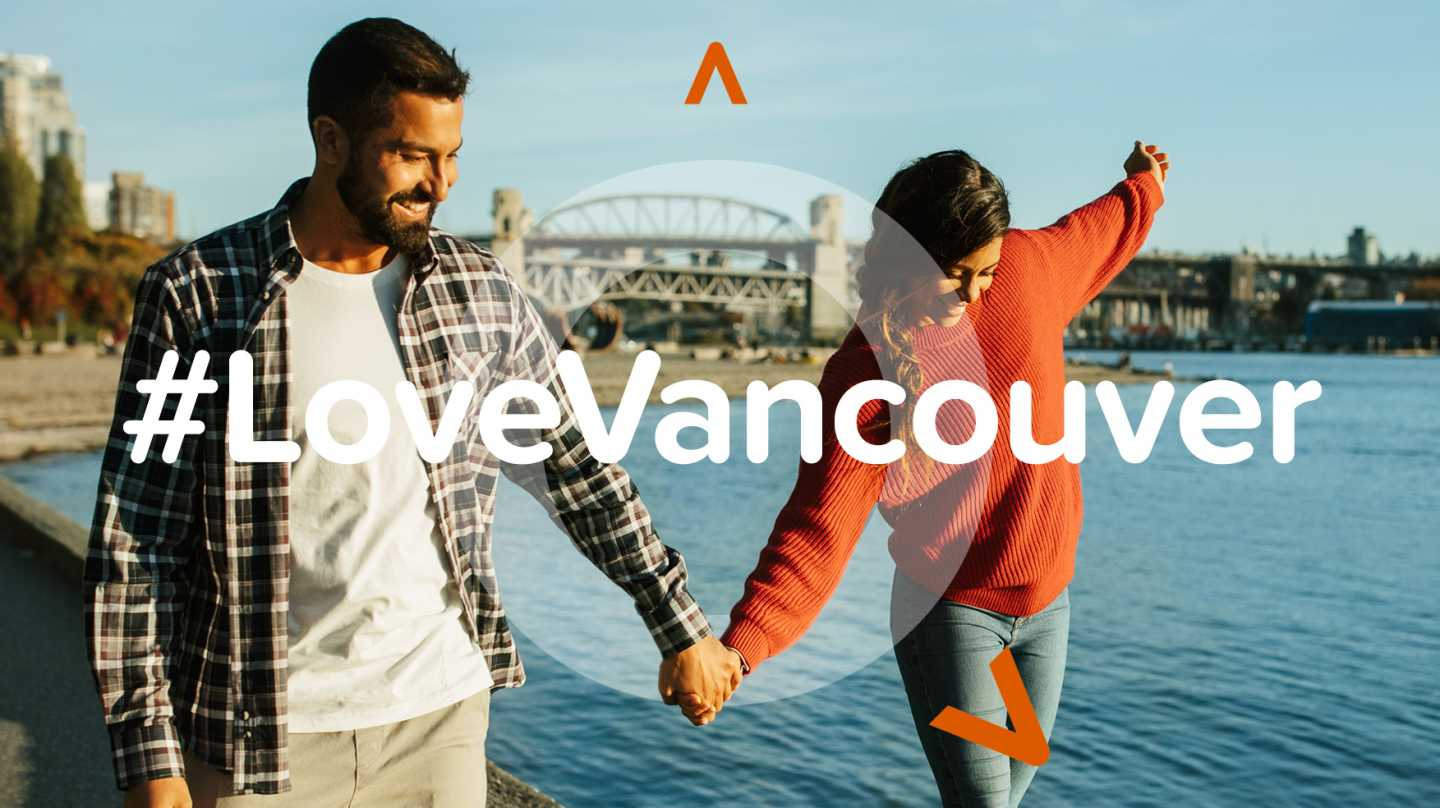 Tourism Vancouver Launches Campaign Inviting Residents to Share Their Love