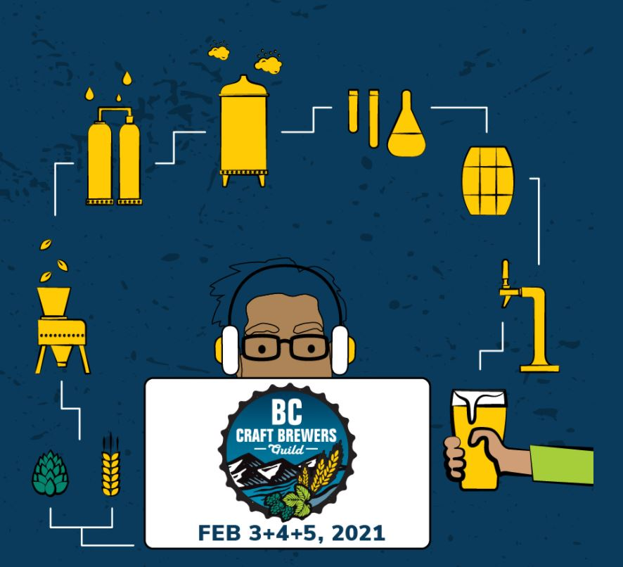 BC Craft Brewers Conference 2021: February 3-5