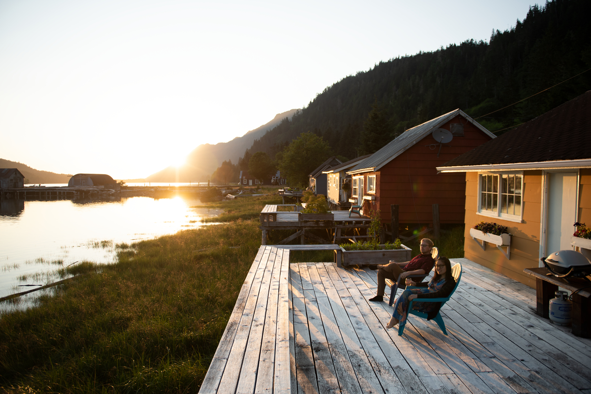 This summer, we're encouraging BC residents to ;Be Open to More; in their home province.
