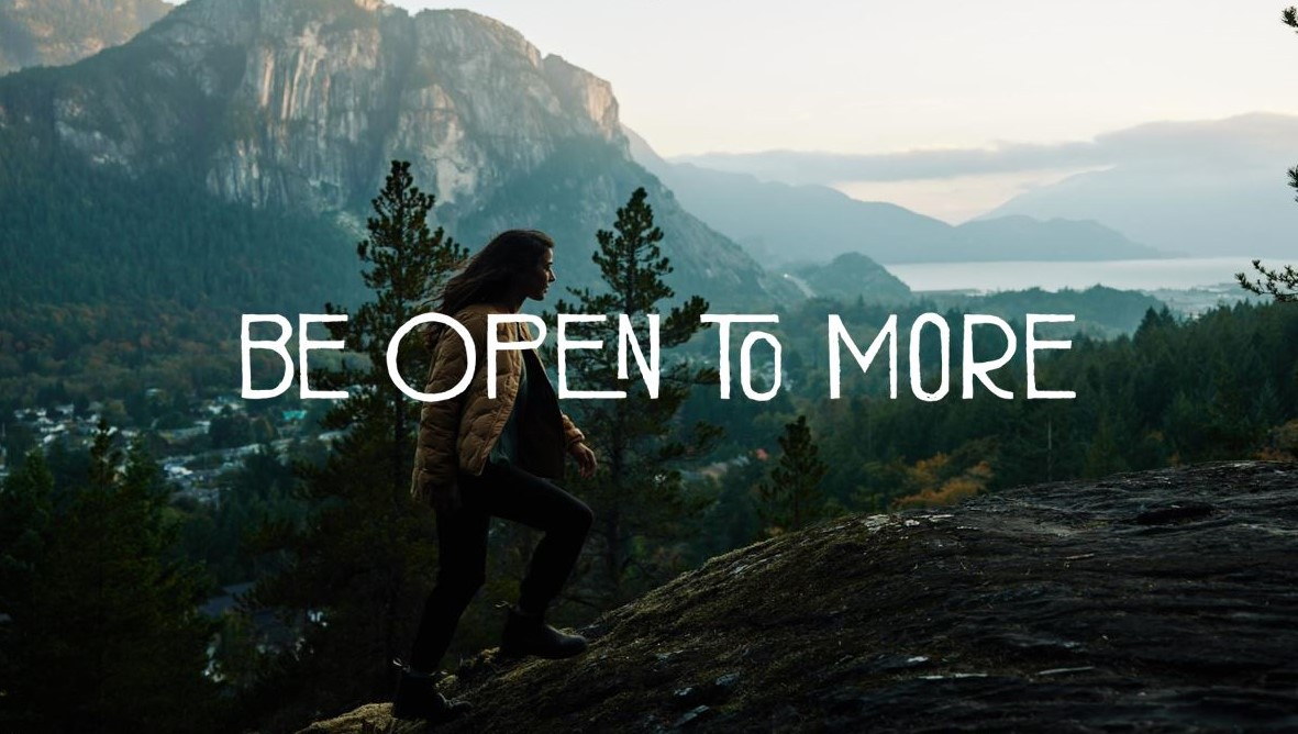 This summer, we're encouraging BC residents to 'Be Open to More' in their home province.