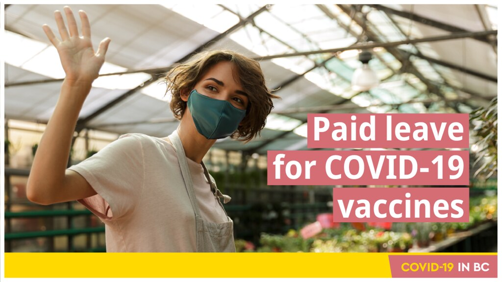 Workers no longer need to choose between getting paid or getting their life-saving vaccine.
