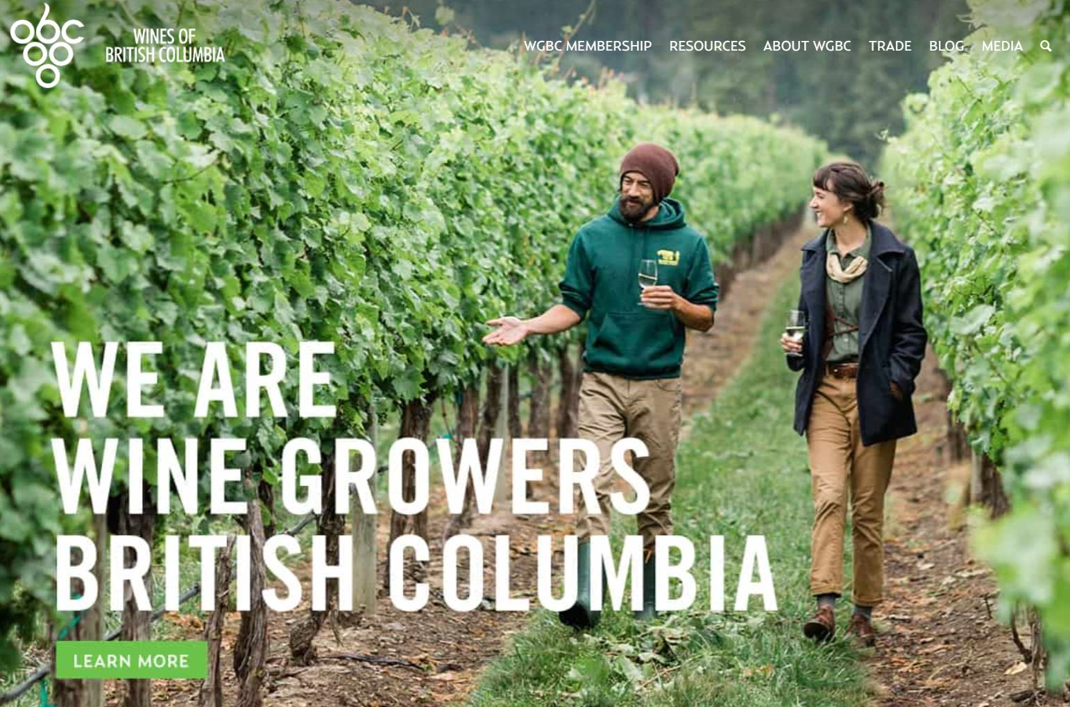Wine Growers British Columbia Plans for Future Safe Travel