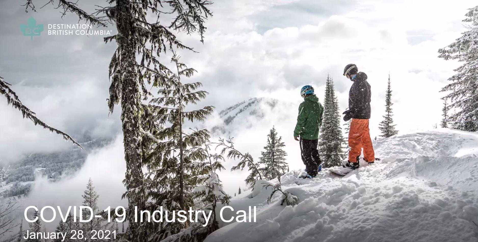 Industry Call: January 28, 2021