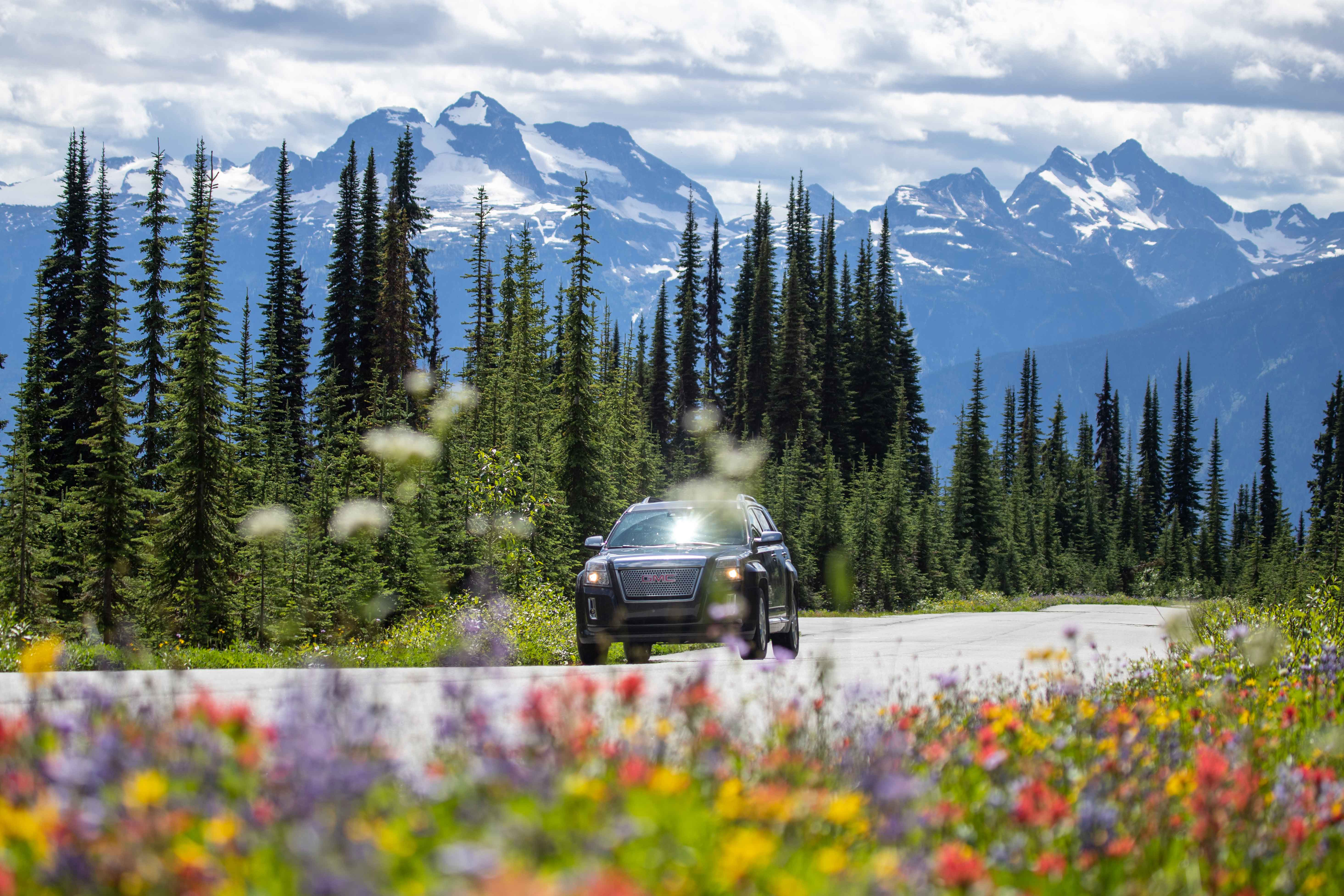 Get Into BC aims to mitigate barriers for visitors to travel along Highway 1.