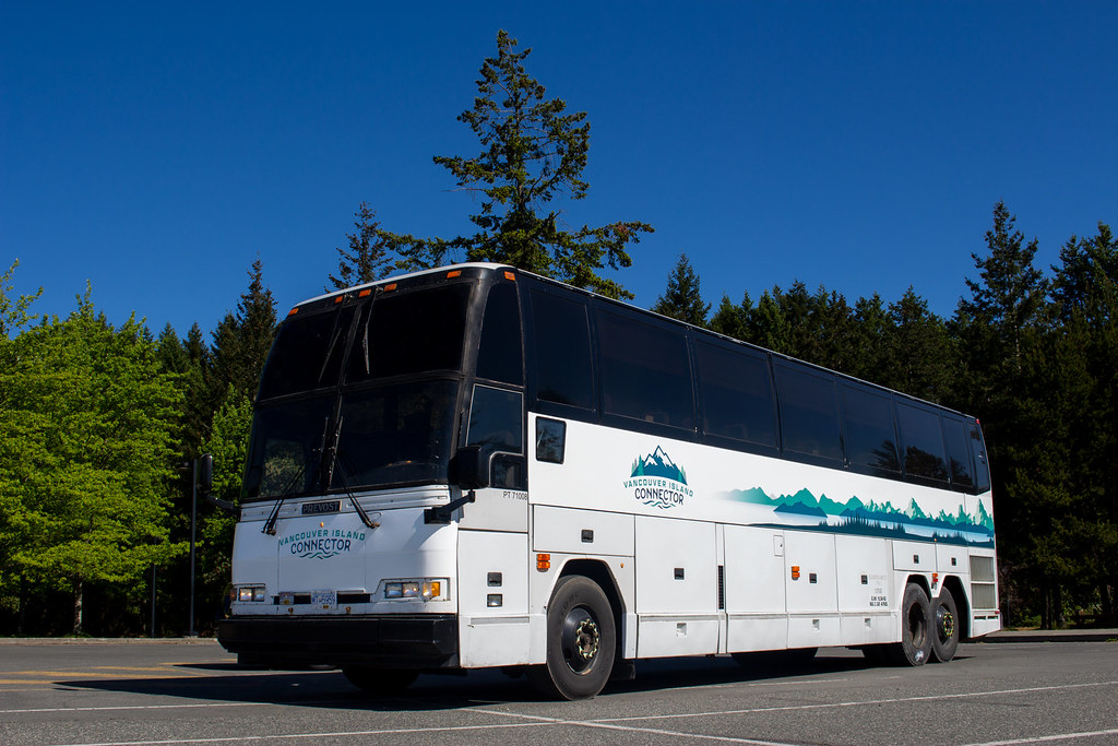 Province Keeps BC Moving: Funding Inter-City Bus Service, Regional Airports