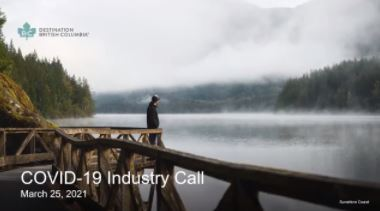 COVID-19 Industry Call: March 25, 2021