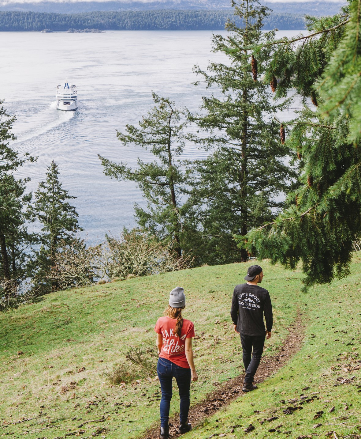 The Southern Gulf Islands partnership aims to extend tourism to the region year-round (Destination BC/Ben Giesbrecht)