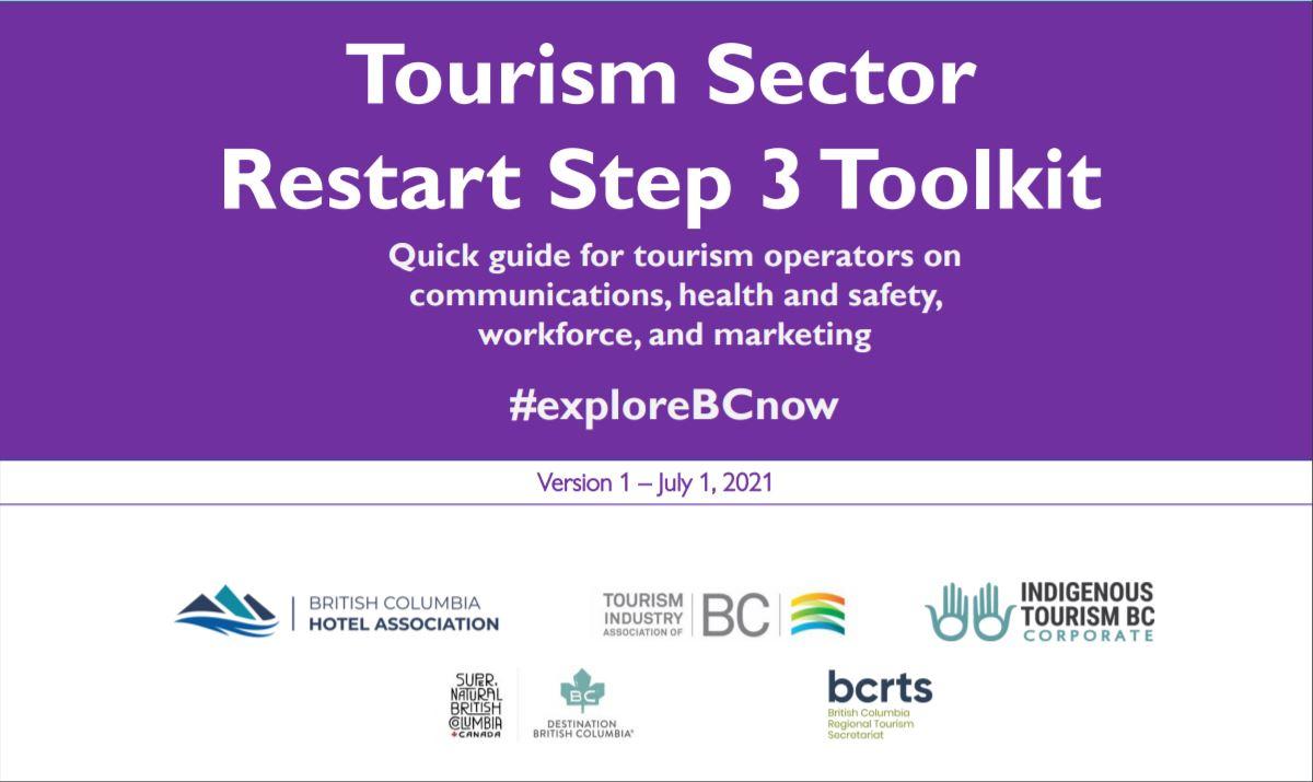 BCRestart Step 3Tourism Toolkit