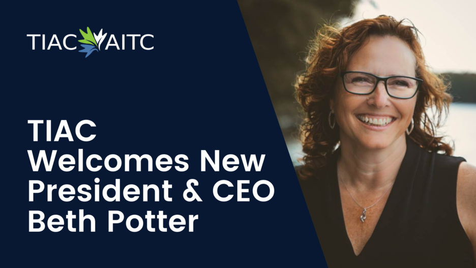 Tourism Industry Association of Canada Welcomes New President & CEO, Beth Potter