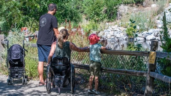 Wildlife Park in Kamloops to Increase Accessibility