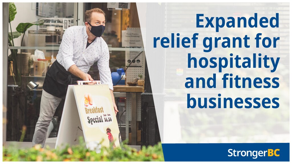The Circuit Breaker Business Relief Grant is open to 14,000 local businesses.
