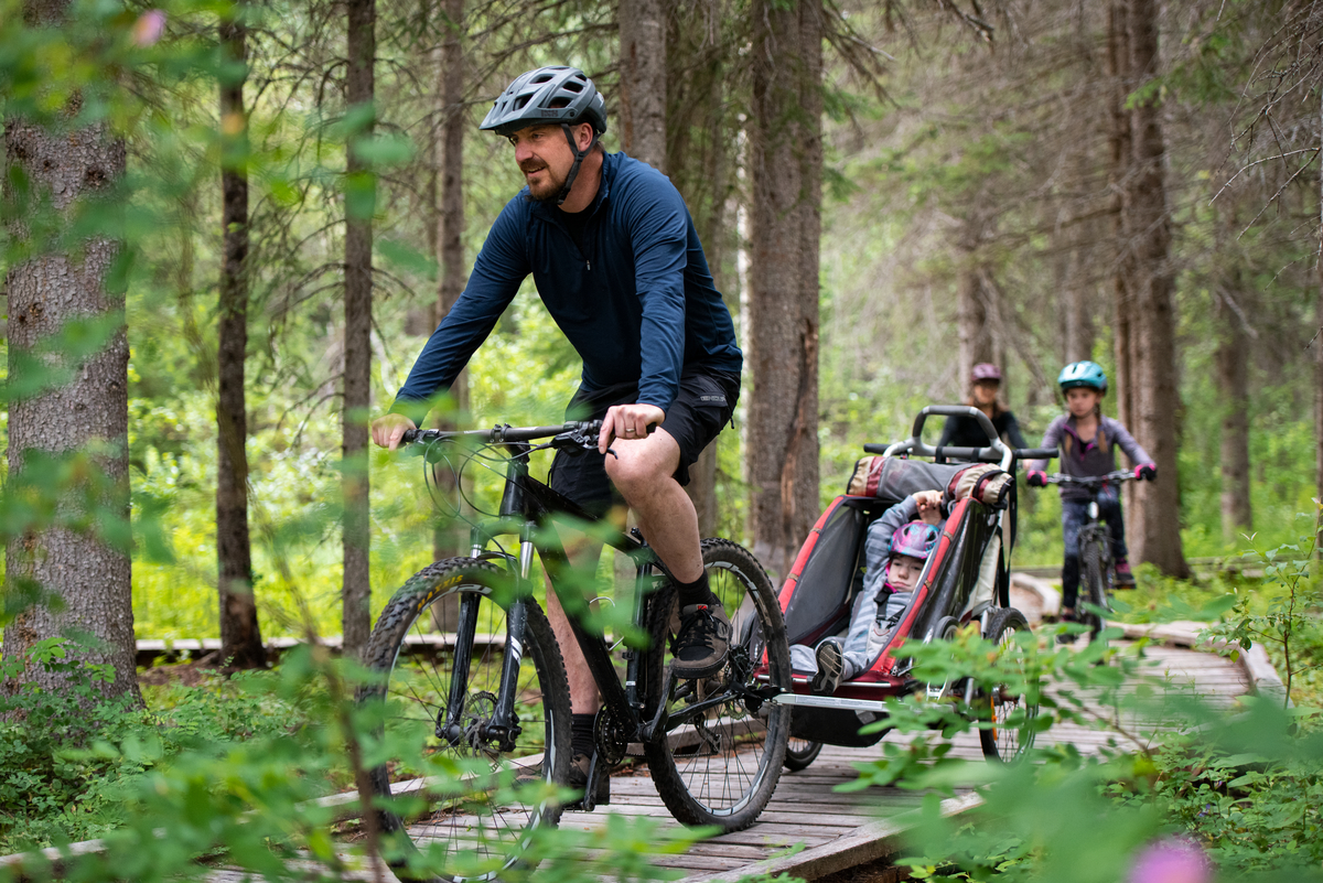 BC parks welcome more than 23 million visitors annually.