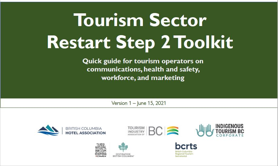 Toolkit for BC Tourism Industry