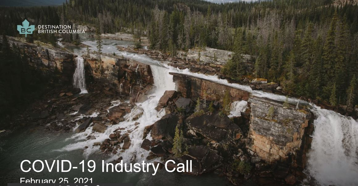 Industry Call: February 25, 2021