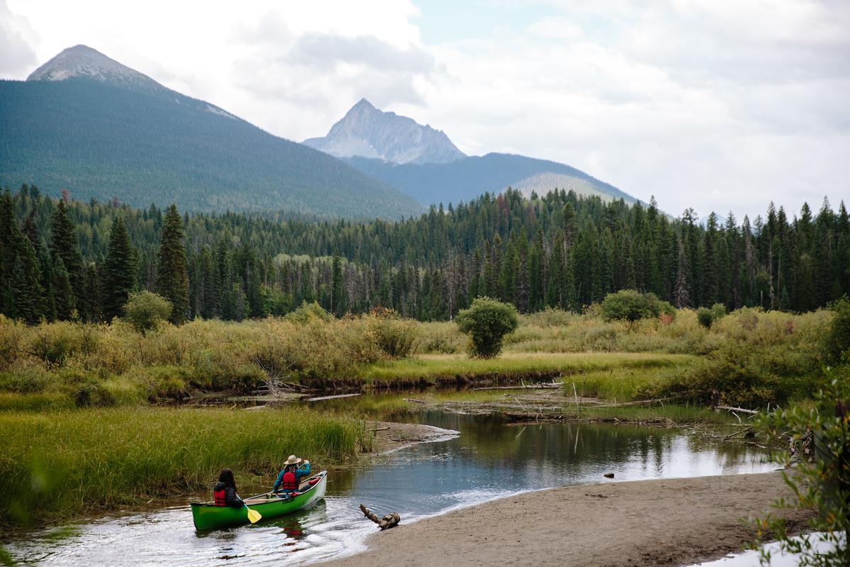 The British Columbia 'Spark' Program helps to bring new tourism ideasto life(Destination BC/Adam Wells).